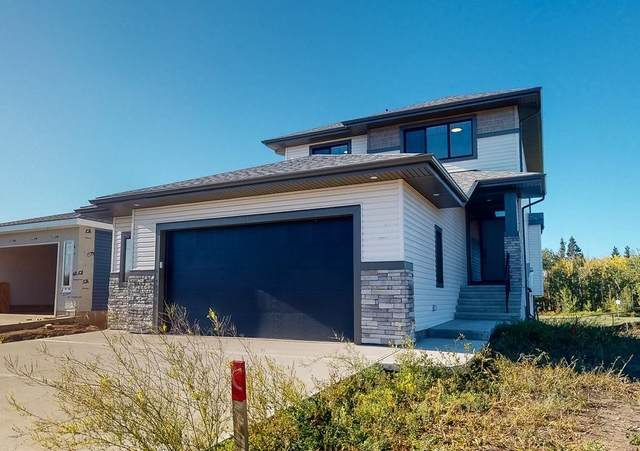83 Maple Crescent, Gibbons, AB T0A 1N0 (#E4263211) :: Initia Real Estate