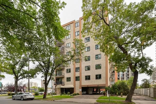 703 10015 119 Street, Edmonton, AB T5K 1Y7 (#E4263267) :: The Foundry Real Estate Company