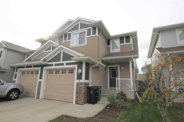 655 Tamarack Road, Edmonton, AB T6T 0N4 (#E4263268) :: Müve Team | Royal LePage ArTeam Realty