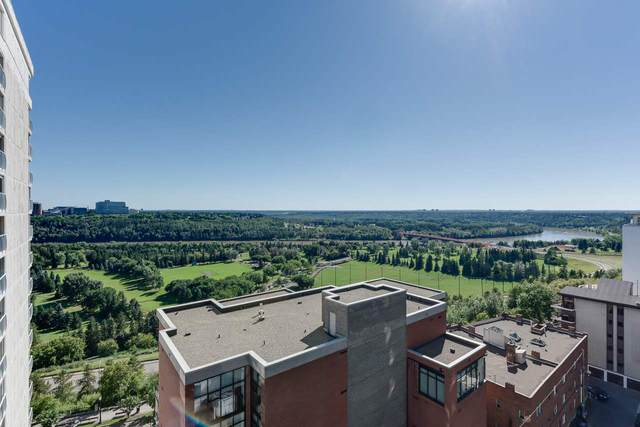1200 11933 Jasper Avenue, Edmonton, AB T5K 0P1 (#E4263276) :: The Foundry Real Estate Company