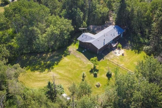 210 50448 RGE RD 221, Rural Leduc County, AB T0B 3M2 (#E4263305) :: The Foundry Real Estate Company