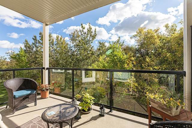 218 4075 Clover Bar Road, Sherwood Park, AB T8H 0R6 (#E4263311) :: The Foundry Real Estate Company