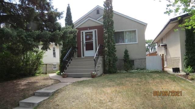 7911 81 Avenue, Edmonton, AB T6C 0V6 (#E4263314) :: Initia Real Estate