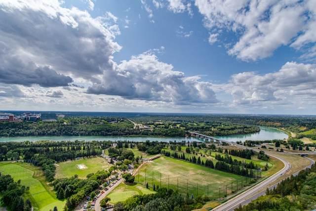 2802 11969 Jasper Avenue, Edmonton, AB T5K 0P1 (#E4263368) :: The Foundry Real Estate Company