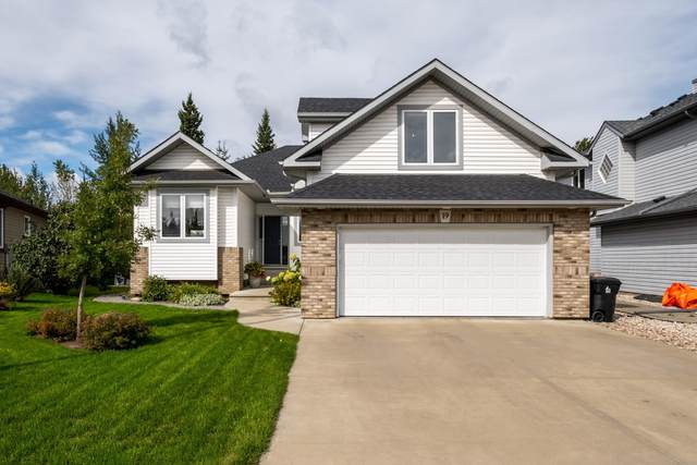 19 Creekside Cl, Spruce Grove, AB T7X 4N9 (#E4263409) :: The Foundry Real Estate Company