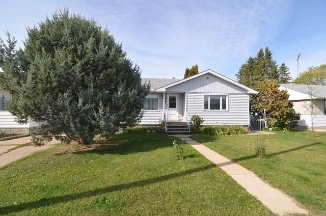 4952 47 Street, Barrhead, AB T7N 1H6 (#E4263420) :: The Foundry Real Estate Company
