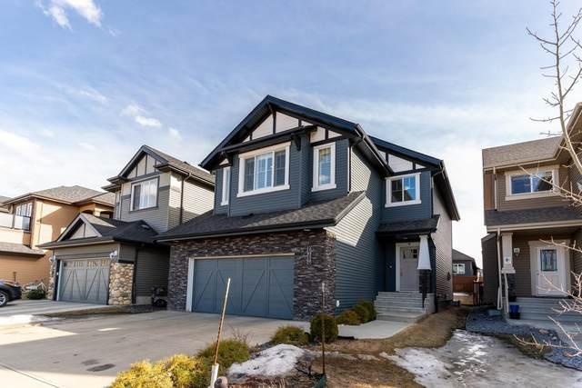 3029 Winspear Common, Edmonton, AB T6X 1P4 (#E4263433) :: Initia Real Estate