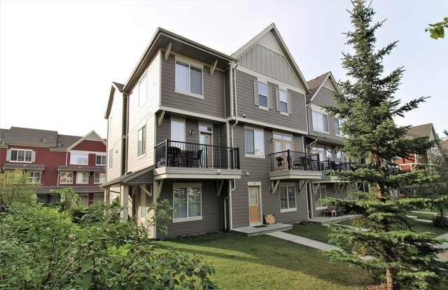 90 603 Watt Boulevard, Edmonton, AB T6X 0P3 (#E4263439) :: Initia Real Estate