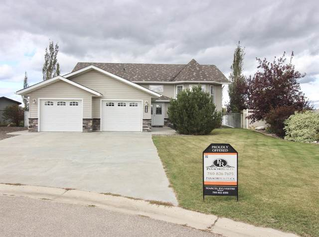 3705 43 Avenue, Bonnyville Town, AB T9N 2R5 (#E4263442) :: The Foundry Real Estate Company