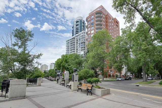 1603 10010 119 Street, Edmonton, AB T5K 1Y8 (#E4263446) :: The Foundry Real Estate Company