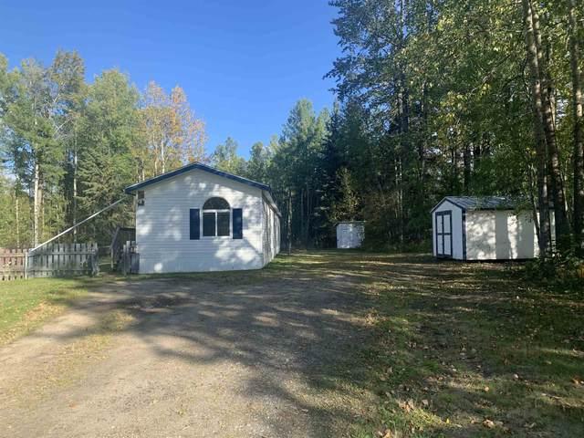 5401 50 Street, Rural Brazeau County, AB T0E 1K0 (#E4263461) :: The Foundry Real Estate Company