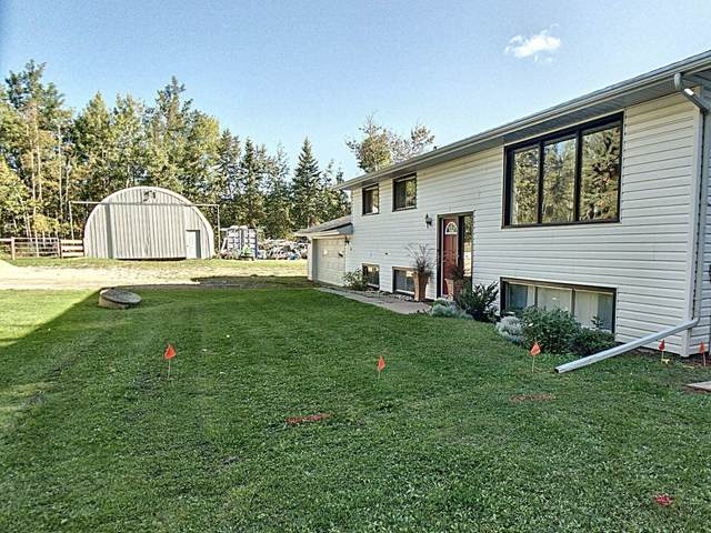 13-52039 Rge Rd 213, Rural Strathcona County, AB T8G 1B4 (#E4263523) :: The Foundry Real Estate Company