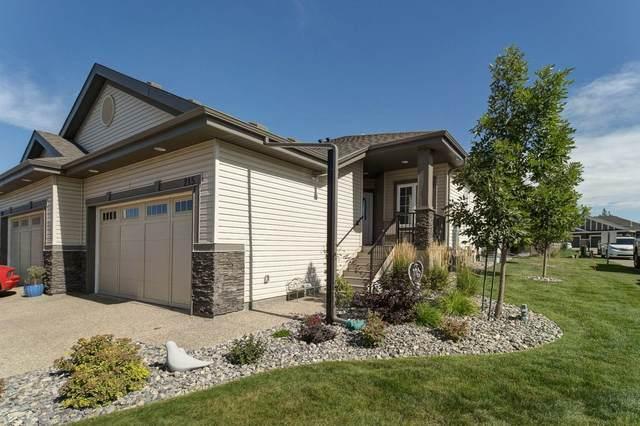 215 50 Heatherglen Drive, Spruce Grove, AB T7X 0R6 (#E4263585) :: The Foundry Real Estate Company