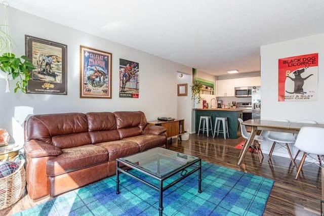 301 10225 114 Street, Edmonton, AB T5K 1S1 (#E4263600) :: Initia Real Estate