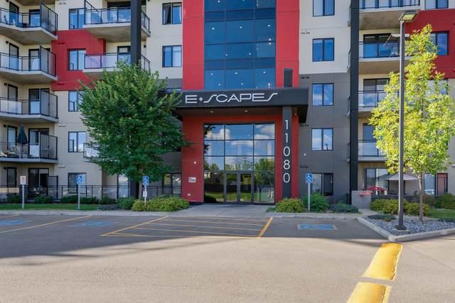 213 11080 Ellerslie Road, Edmonton, AB T6W 2C2 (#E4263614) :: Initia Real Estate