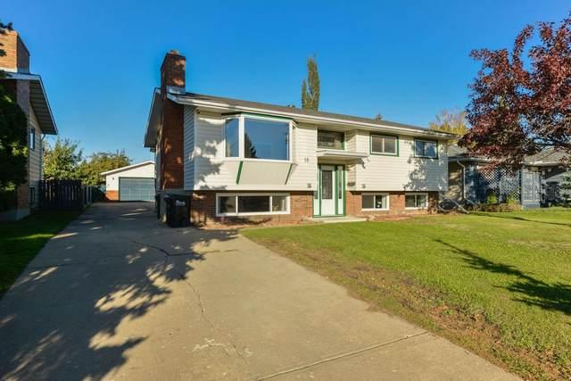 18 Malvern Drive, Sherwood Park, AB T8A 3S2 (#E4263680) :: The Good Real Estate Company