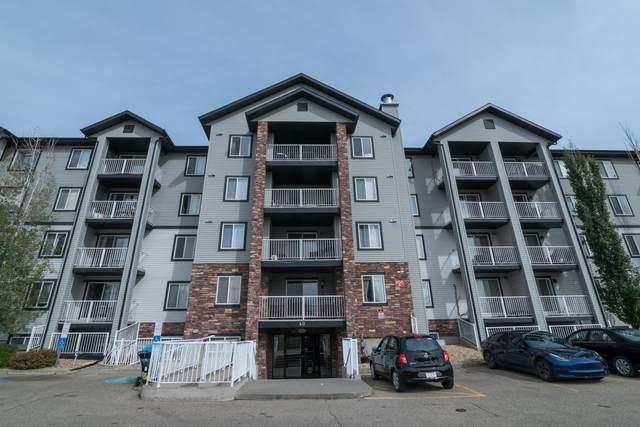 310 40 Summerwood Boulevard, Sherwood Park, AB T8H 0C2 (#E4263692) :: The Good Real Estate Company