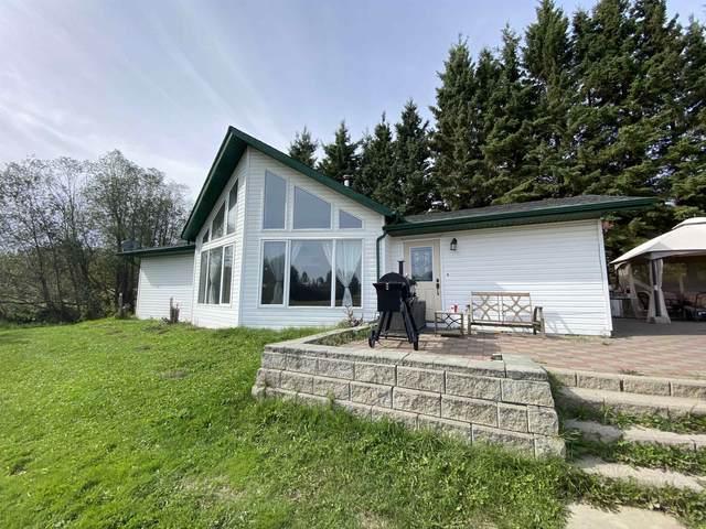 1122 Hwy 633, Rural Lac Ste. Anne County, AB T7Z 0H2 (#E4263693) :: Initia Real Estate