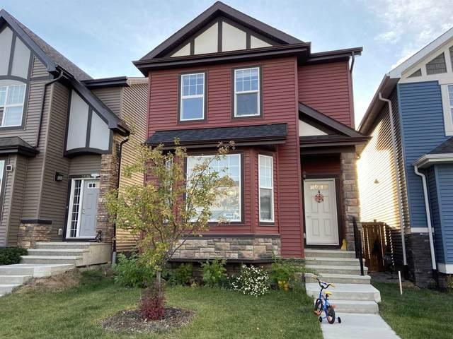 2012 51 Street SW, Edmonton, AB T6X 1Z8 (#E4263724) :: Initia Real Estate