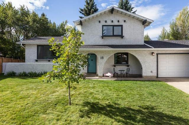 15 Manchester Drive, Sherwood Park, AB T8A 0T3 (#E4263728) :: The Good Real Estate Company