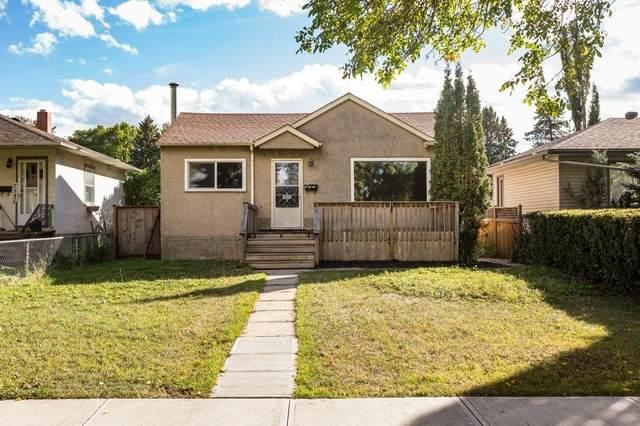 7551 81 Avenue, Edmonton, AB T6C 0V4 (#E4263738) :: Initia Real Estate