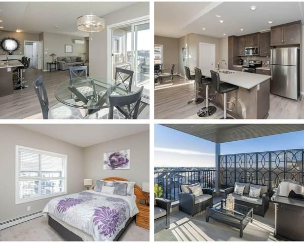 441 5504 Schonsee Drive, Edmonton, AB T5Z 0N9 (#E4263788) :: Initia Real Estate
