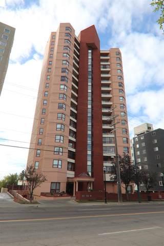 301 12319 Jasper Avenue, Edmonton, AB T5N 4A7 (#E4263836) :: Initia Real Estate