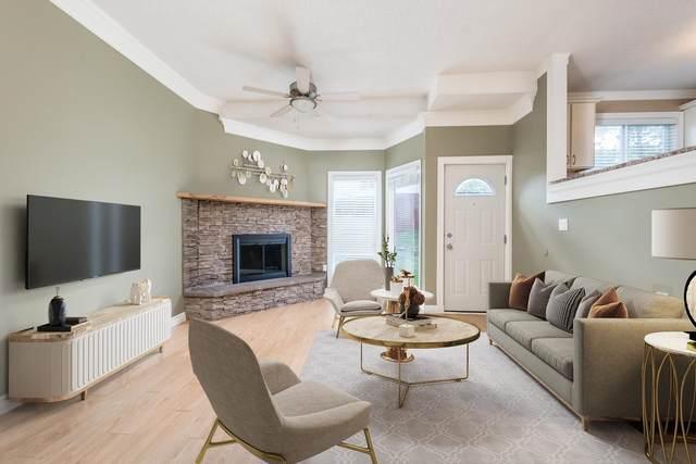 3943 62 Street, Edmonton, AB T6L 3A2 (#E4263853) :: The Good Real Estate Company