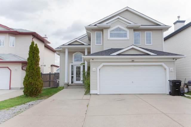 15207 44 Street, Edmonton, AB T5Y 3C4 (#E4263858) :: The Good Real Estate Company