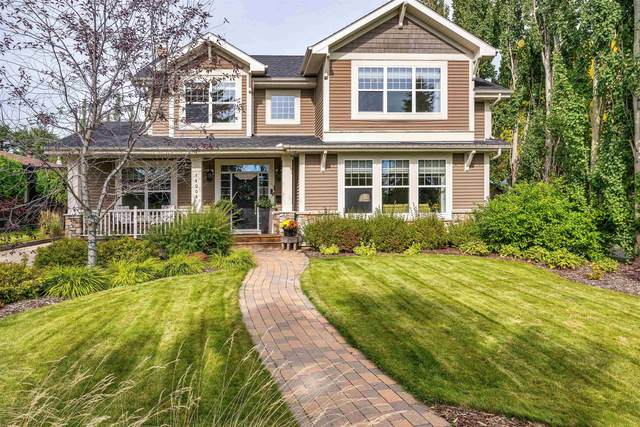 14008 85 Avenue, Edmonton, AB T6R 3Y8 (#E4263864) :: The Good Real Estate Company