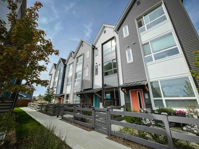 20 100 Jensen Lakes Boulevard, St. Albert, AB T8N 7T9 (#E4263909) :: Initia Real Estate