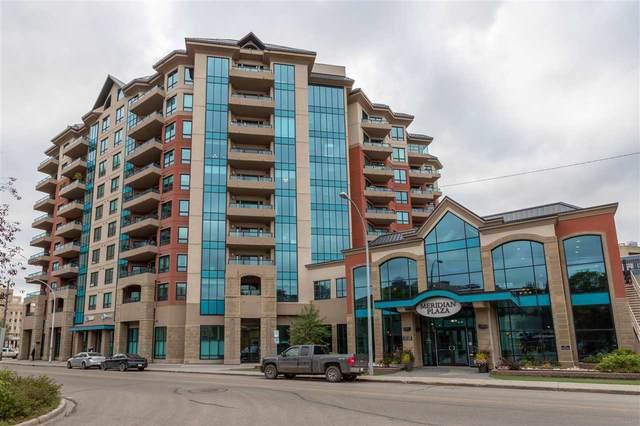 1012 10142 111 Street, Edmonton, AB T5K 1K6 (#E4263912) :: Initia Real Estate