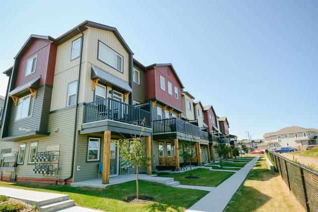 139 16903 68 Street, Edmonton, AB T5Z 0R1 (#E4263929) :: Initia Real Estate