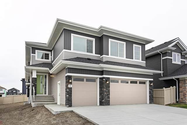 42 Evermore Crescent, St. Albert, AB T8N 7W9 (#E4263972) :: Initia Real Estate