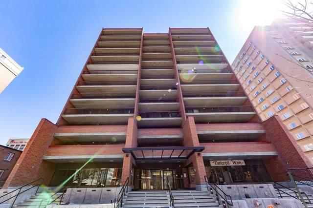 402 9917 110 Street, Edmonton, AB T5K 2N4 (#E4264032) :: Initia Real Estate