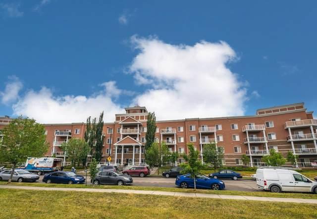 339 263 Macewan Road, Edmonton, AB T6W 0C4 (#E4264042) :: The Good Real Estate Company