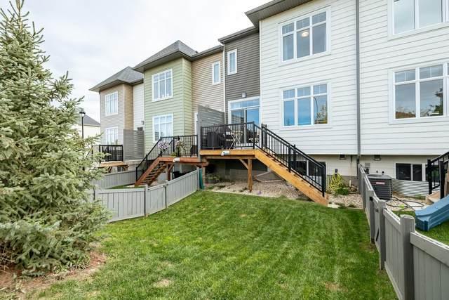 5 600 Bellerose Drive, St. Albert, AB T8N 7T5 (#E4264086) :: Initia Real Estate