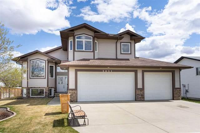 3821 51 Street, Gibbons, AB T0A 1N0 (#E4264092) :: Initia Real Estate