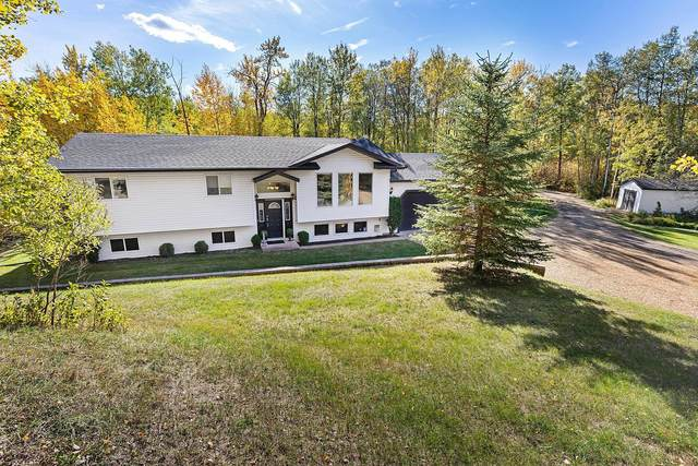 13 52109 Rge Rd 224 Road, Rural Strathcona County, AB T8C 1B6 (#E4264098) :: Initia Real Estate