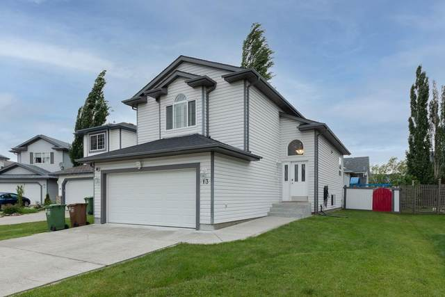 13 Elbow Place, St. Albert, AB T8N 6X3 (#E4264102) :: The Foundry Real Estate Company