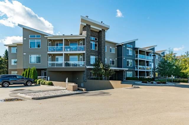 312 279  Wye Road, Sherwood Park, AB T8B 0A7 (#E4264113) :: Initia Real Estate
