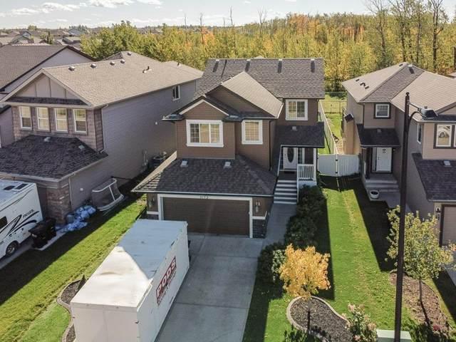 5172 Sunview Drive, Sherwood Park, AB T8H 0K4 (#E4264122) :: Initia Real Estate