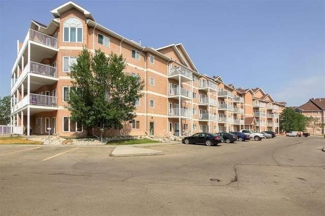 111 4316 139 Avenue NW, Edmonton, AB T5Y 0L1 (#E4264137) :: Initia Real Estate
