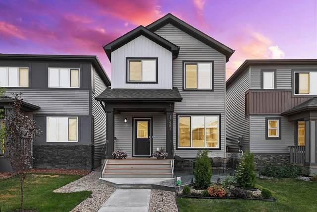 17483 77 Street, Edmonton, AB T5Z 0R4 (#E4264138) :: Initia Real Estate