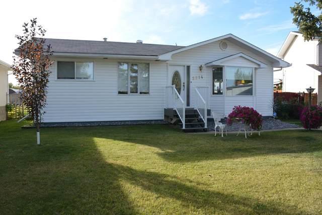 5514 56 Street, Barrhead, AB T7N 1C6 (#E4264151) :: Initia Real Estate