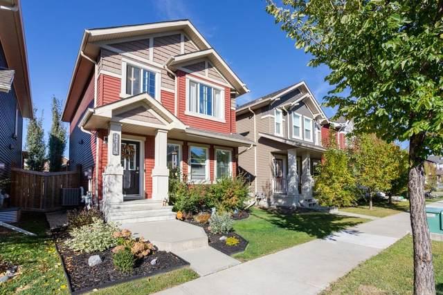 4210 Orchards Drive, Edmonton, AB T6X 1N9 (#E4264152) :: Initia Real Estate