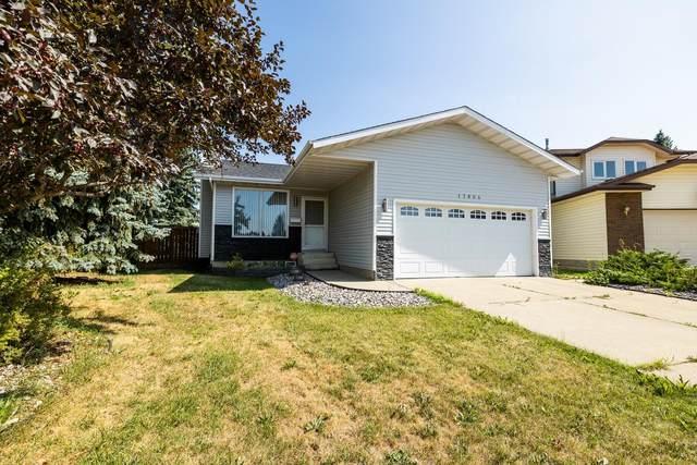 17804 58 Avenue, Edmonton, AB T6M 1S8 (#E4264155) :: Initia Real Estate