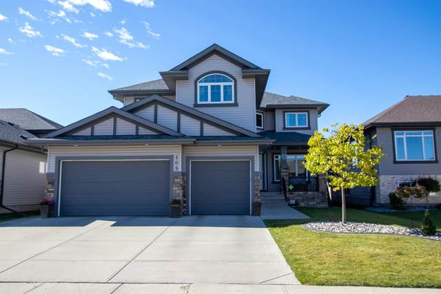 105 Lamplight Drive, Spruce Grove, AB T7X 0C6 (#E4264168) :: The Foundry Real Estate Company