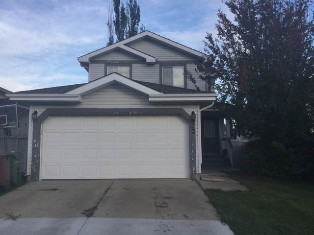 23 Harcourt Crescent, St. Albert, AB T8N 6K7 (#E4264291) :: The Foundry Real Estate Company