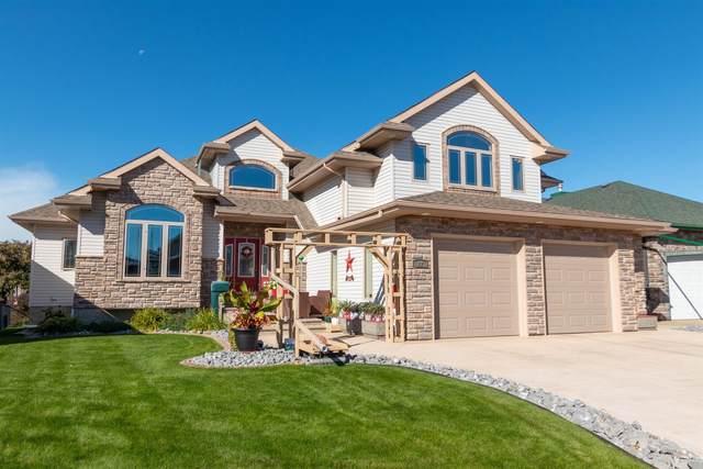 22 Whispering Cove, Stony Plain, AB T7Z 2X9 (#E4264635) :: Initia Real Estate